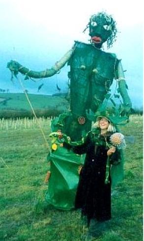 wood trust green goddess